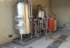 电加热蒸汽发生器助力鲜啤酒酿造