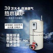 30万大卡燃气热水采暖锅炉